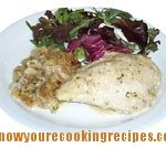 Microwave Chicken and Dressing