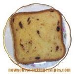 Bread Machine Saffron Bread