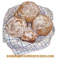 Crunchy Banana Muffins