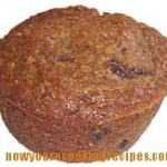 Mincemeat Bran Muffins