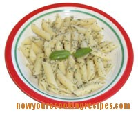 Low Fat Pesto Sauce