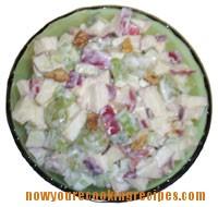 Waldorf Salads