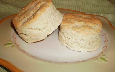 Gluten-Free Buttermilk Biscuits