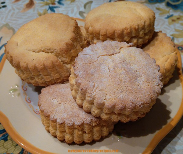 Gluten-Free Cornmeal Biscuits