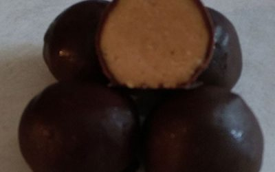 Better Peanut Butter Balls