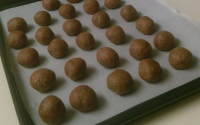 Grain-Free Gingerbread Balls