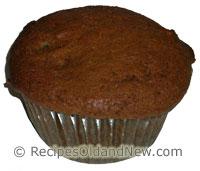 Lemon Gingerbread Muffins