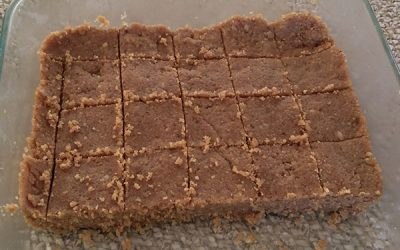 Grain-Free Browned Butter Walnut Bars