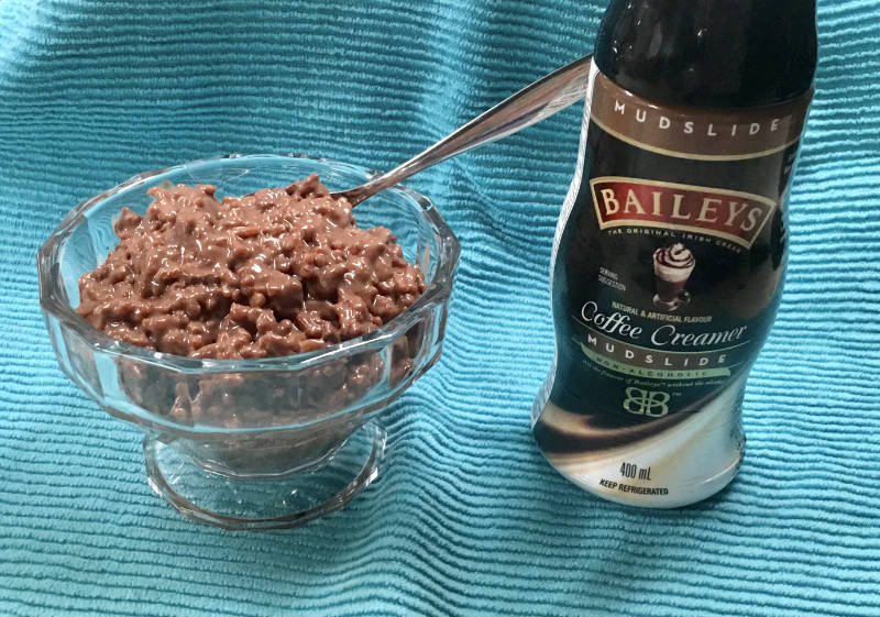 Instant Pot Chocolate Rice Pudding