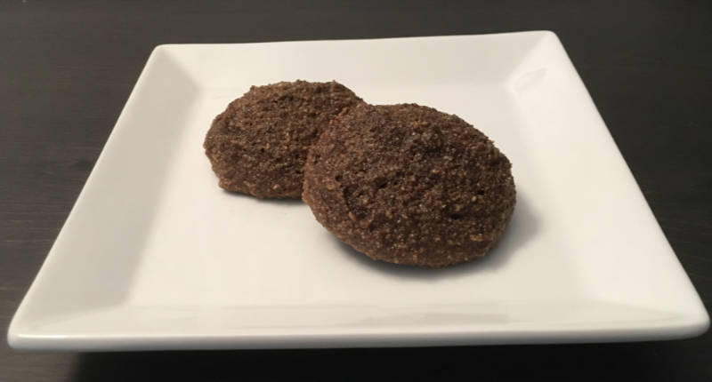 Flax Fiber Cookies