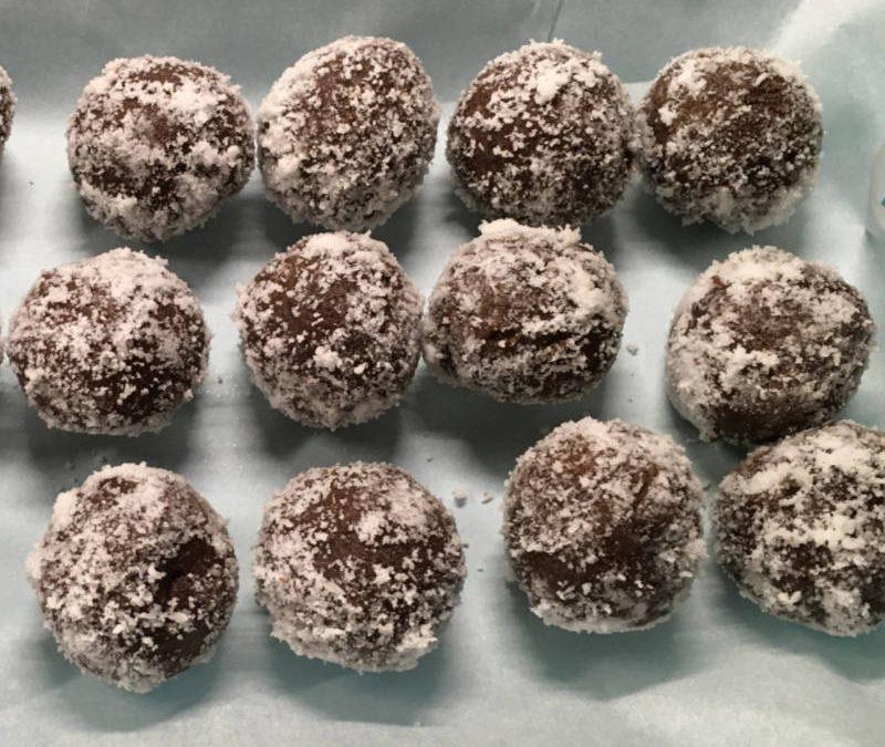 Grain-Free Rum Balls