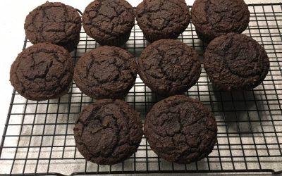 Chocolate Cupcakes (Grain-free, dairy-free, nut-free)